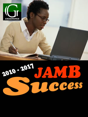 JAMB Past Questions & Answers (CBT)